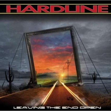Hardline - Leaving The End Open (2009) cover